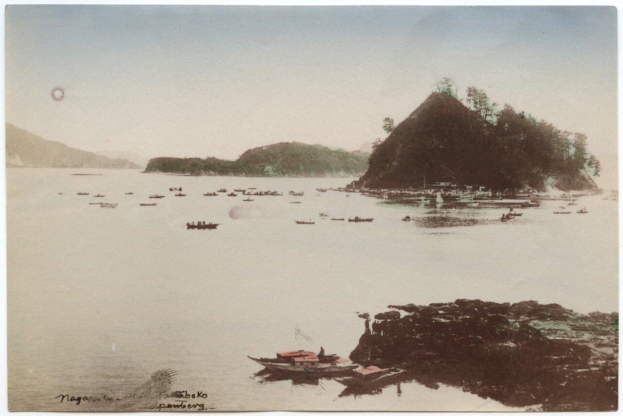 Нагасаки. 1880-х годов
