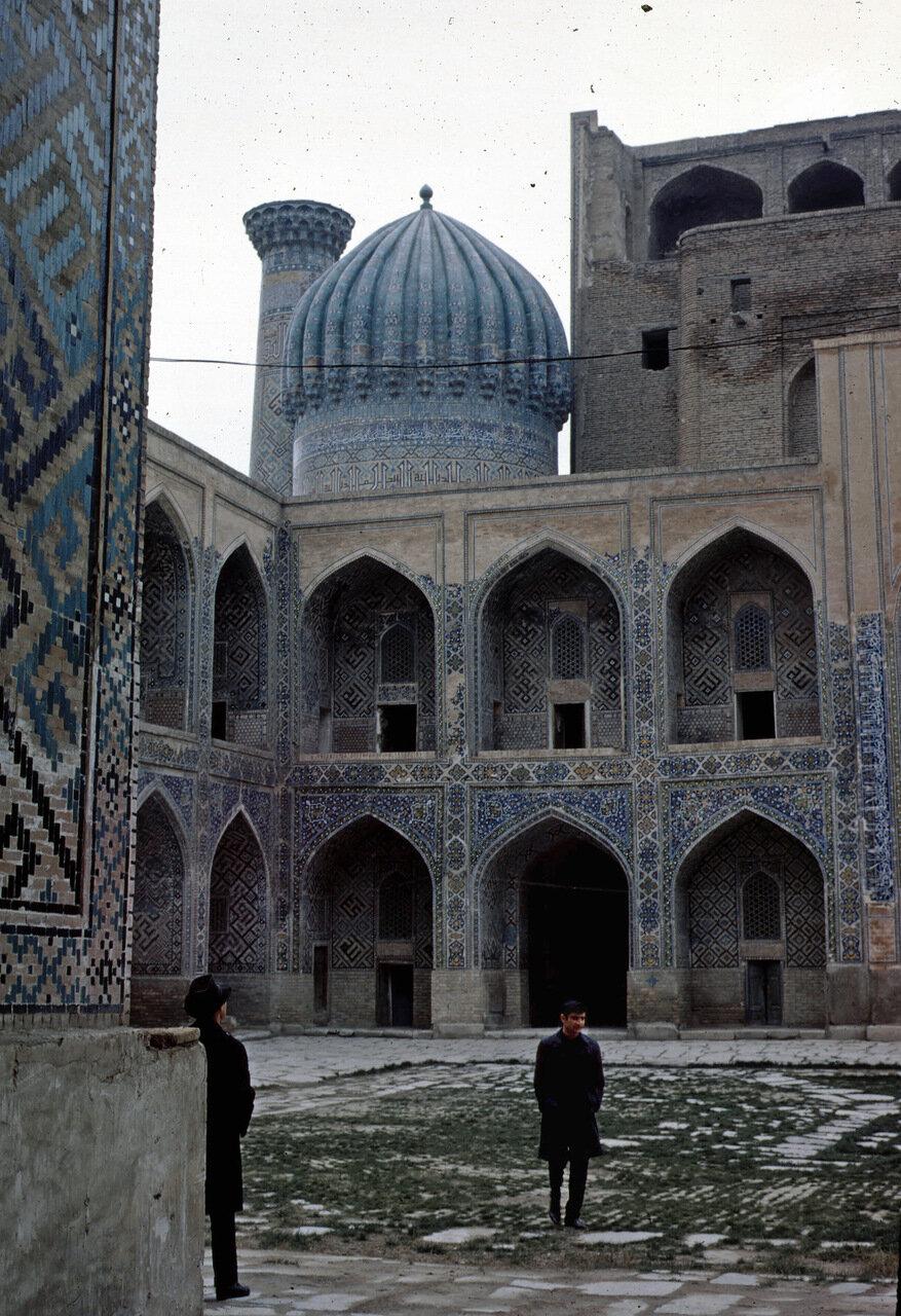 Shir-Dar at the Registan