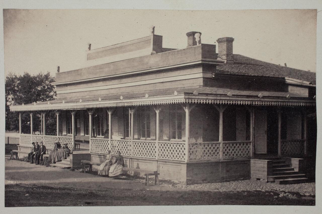 Ресторан Каисаниеми, 1862