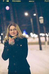 Лнеа Лена, портрет, город, вечер, 120, Киев 6С