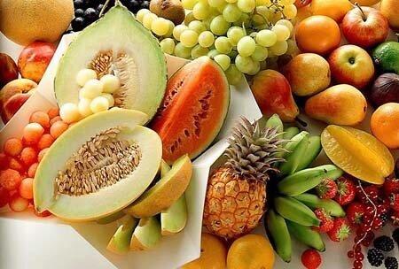 Какие фрукты самые калорийные?
