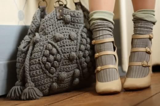"""Главная  """" Мода и стиль, Увлечения  """" Как связать сумку?"""