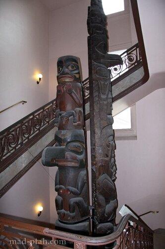 Идолы древних индейцев, музей естественной истории, вашингтон, сша