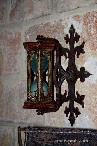 сеговия, испания, алькасар в сеговии, песочные часы