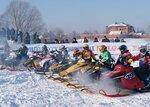 Кубок России по кроссу на снегоходах 2011