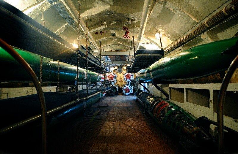 сколько стоит билет в музей подводная лодка