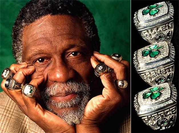 Чемпионские перстни / Champions Rings - Boston Celtics