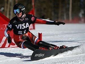 Российская сноубордистка стала золотой финалисткой Чемпионата мира