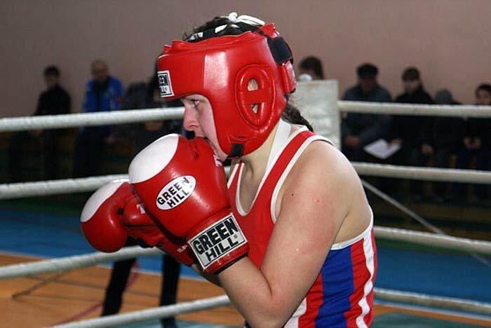 В Приморском крае, в Находке начался женский Чемпионат по боксу