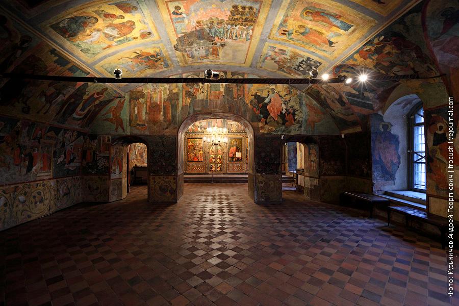 Покровский придел церкови Ильи Пророка