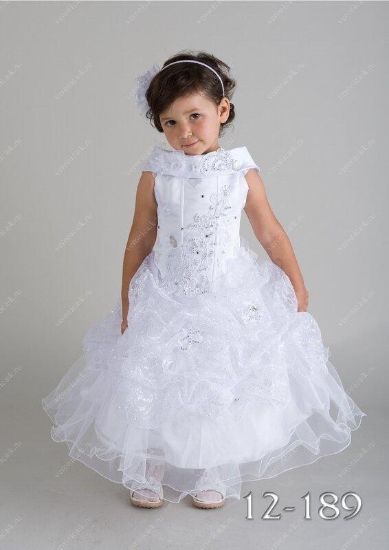 Нарядные платья для девочек украина 3