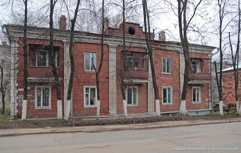 городской архитектуры.