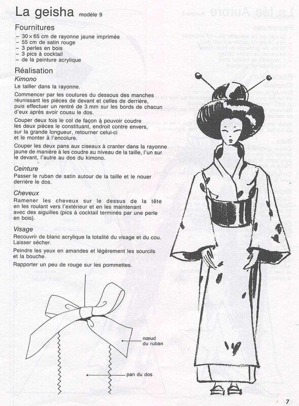 Карнавал.Одежда для кукол. 7