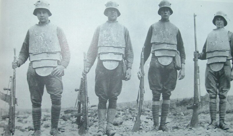 chauchat Doughboy is an informal term for an American soldier, especially members of the American Expeditionary Forces.jpg