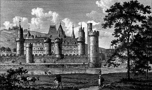 Французское оборонное ведомство решило продать бывшее аббатство