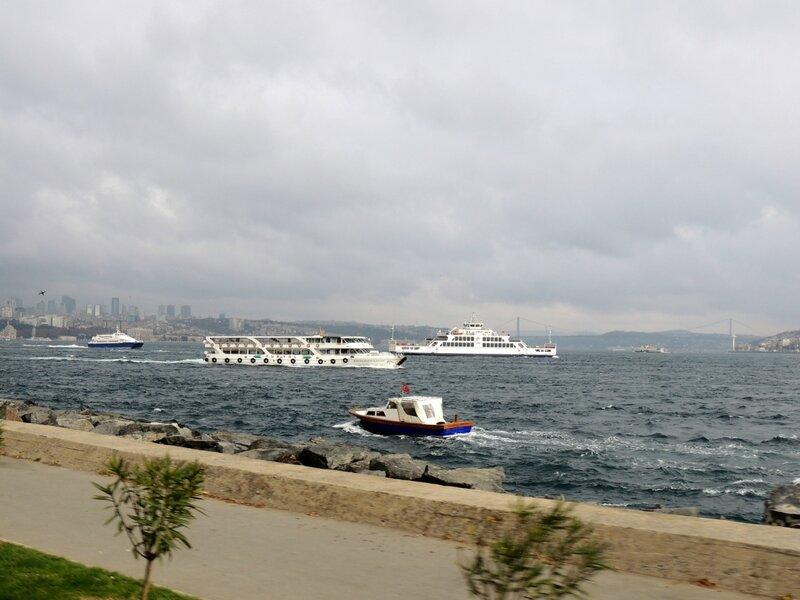Стамбул, ноябрь 2013
