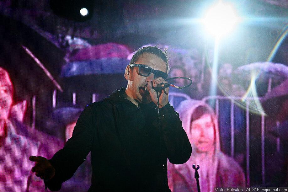 Вячеслав Петкун. Митинг-концерт в поддержку Навального