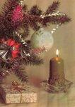 Открытка Новогодняя поздравление