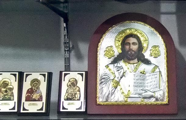 Китайские православные иконы