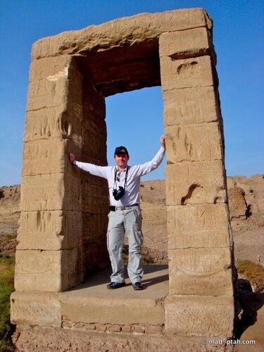 ворота в рай, дендеры, египет
