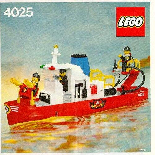 Lego, 12 моделей