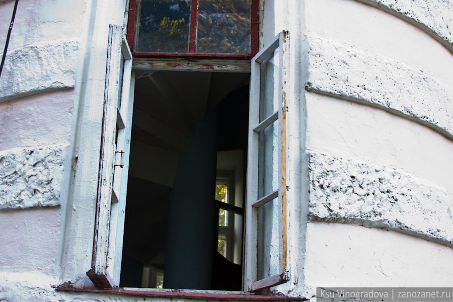 Усадьба Поливанова. Усадебный дом.