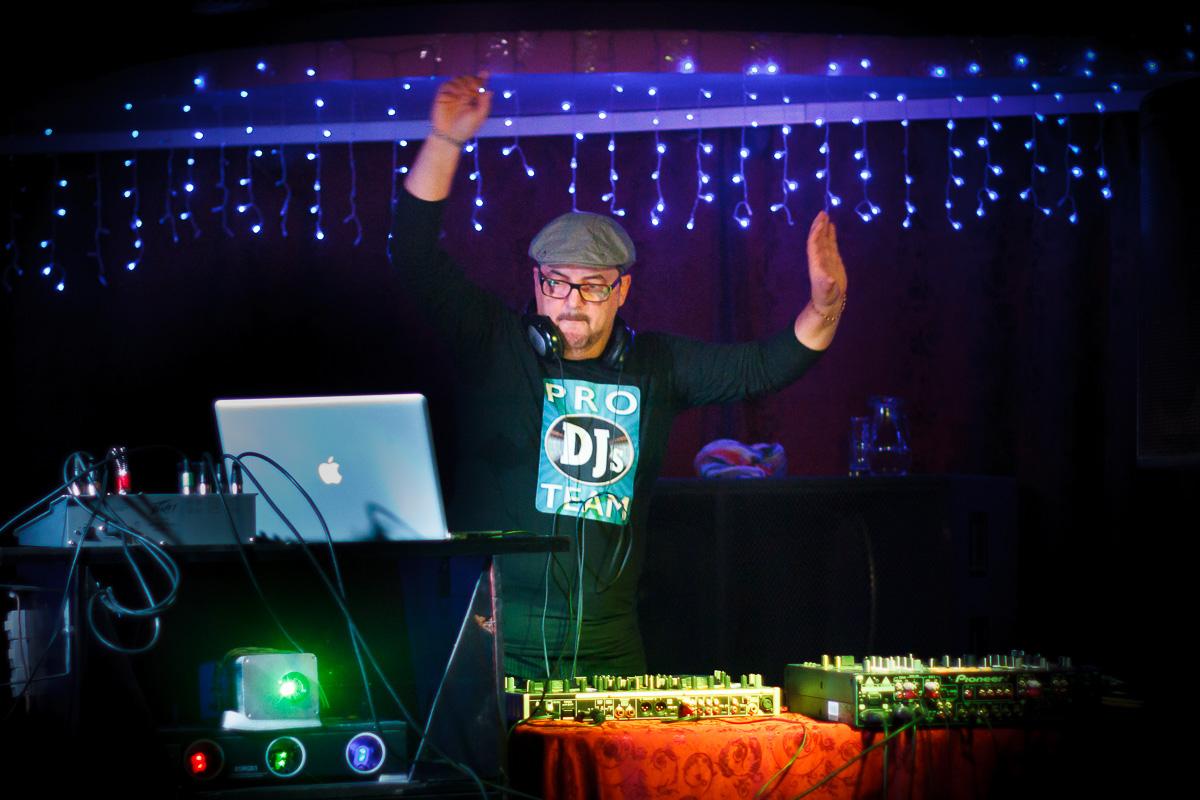 DJ Funky JOJO 8