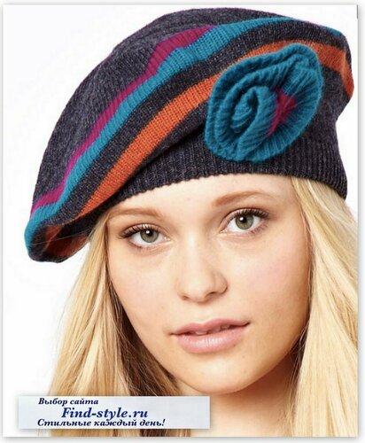 стильные женские шапки, Alice Hannah