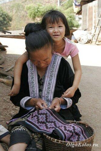 Давние переселенцы из Китая