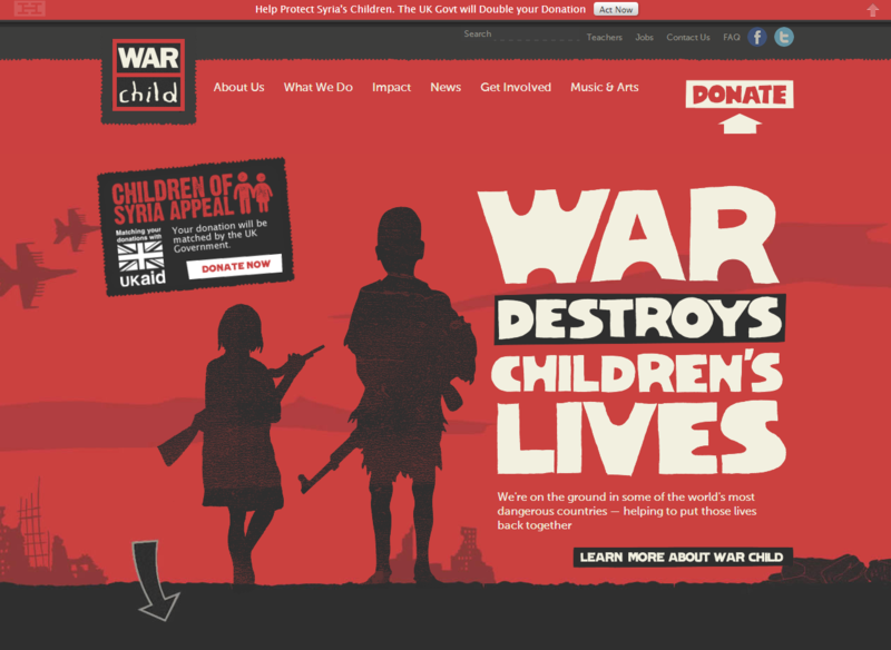 warchild.org.uk