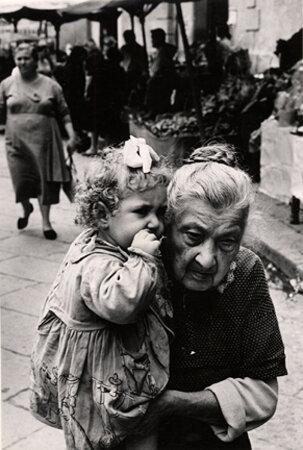 La Nonna, Naples, 1961