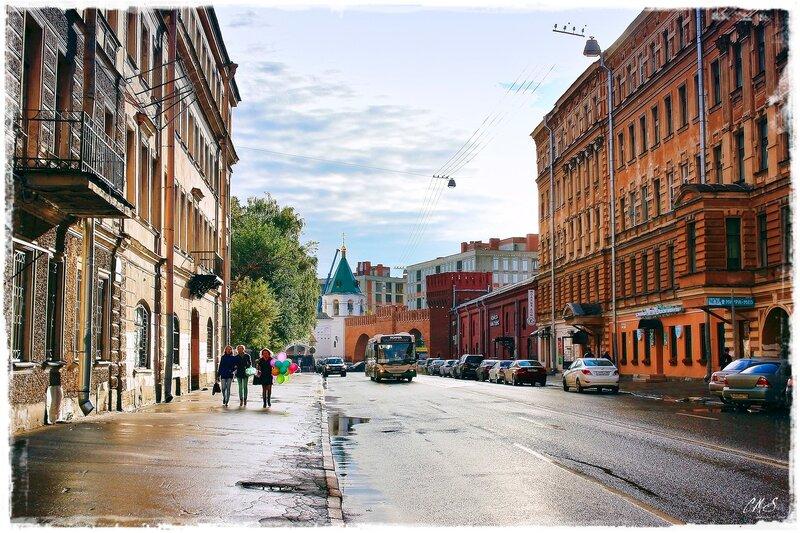 Полтавская улица.
