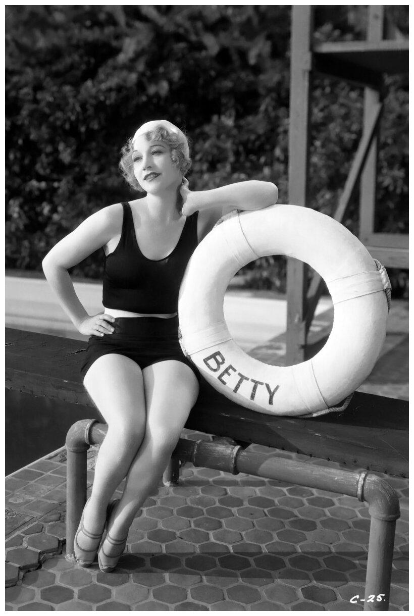 1930. Бетти Компсон