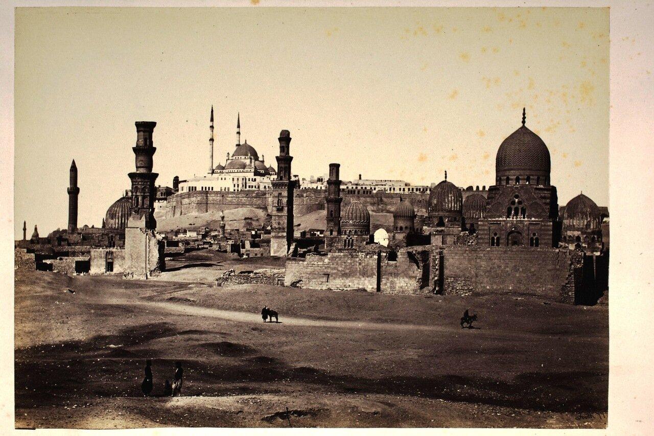 Каир. Гробницы на Южном кладбище