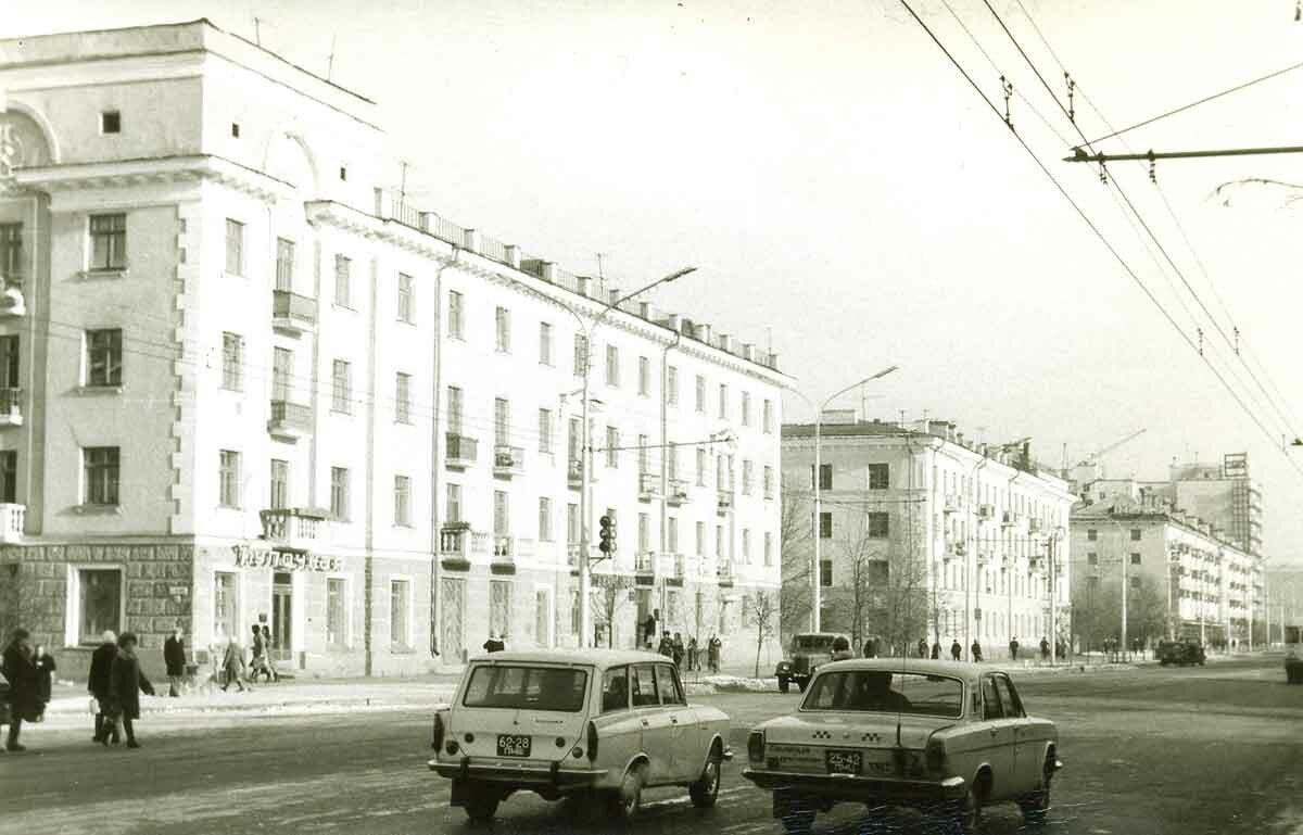 Булочная на ул.Ленина