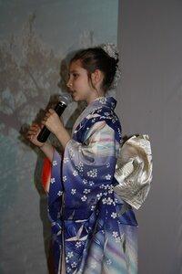 лекция-дефиле по истории кимоно