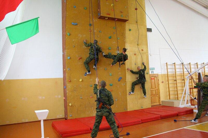 34-я горная бригада. Учебно-материальная база, занятия спортом, горная подготовка