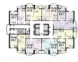 Дом 2010 года, квартира без отделки, ипотека возможна.