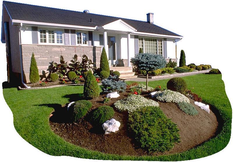 сочетается с. который. гармонично.  Результатом удачной планировки Вашего участка можно считать красивый. домом.