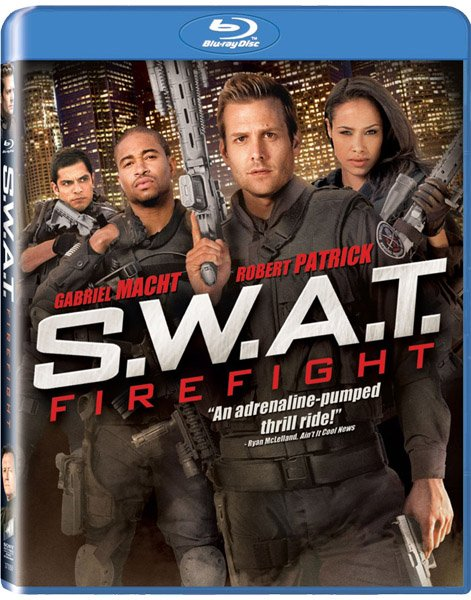 S.W.A.T.: Огненная буря / S.W.A.T.: Firefight (2011) BDRip 720p