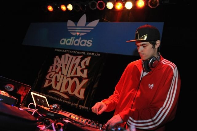adidas Originals снова зажигает Battle School Jam