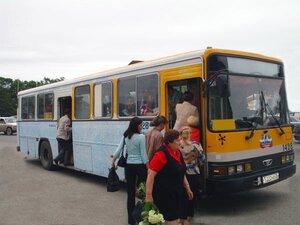 С 7 июня прекращается движение автобусов по ул. Снеговой от таксопарка до Молодежной