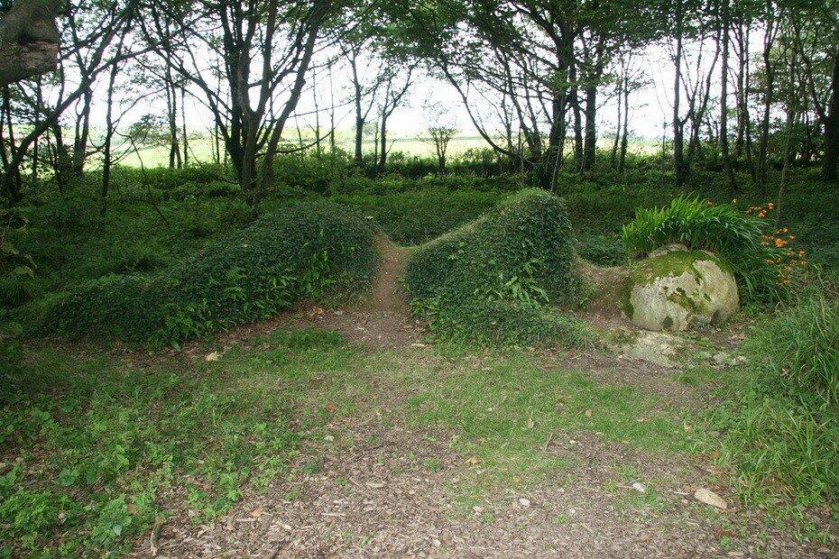 افخم حدائق بريطانيا معالم سياحية