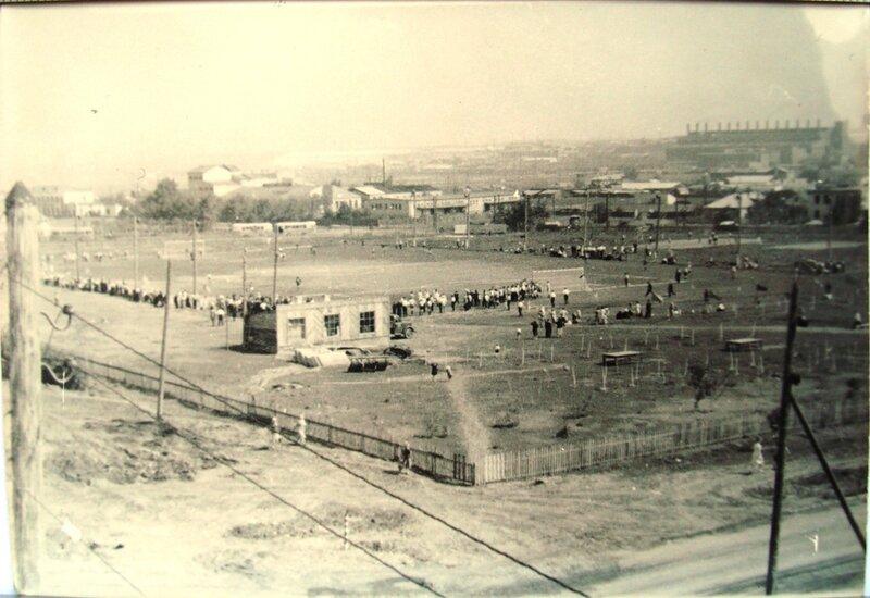 Стадион цинкового завода