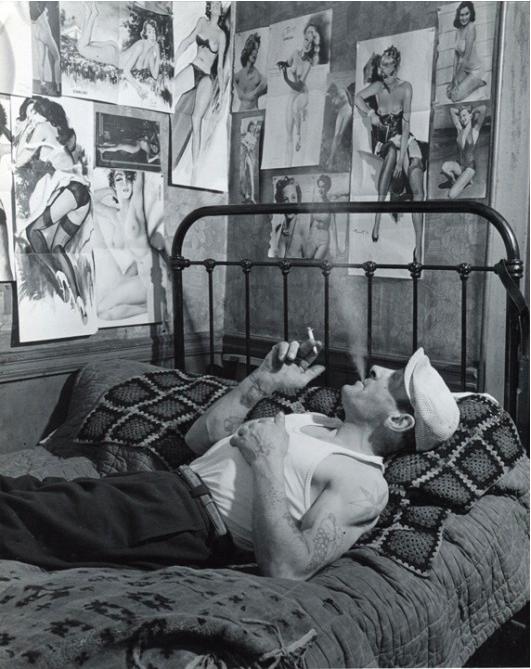 Robert Doisneau     Créatures de rêve, Paris      1952