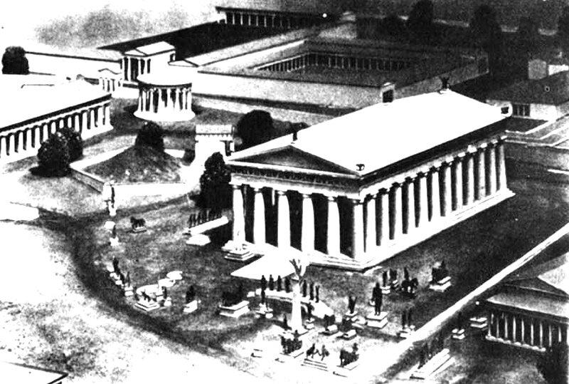 главного храма Зевса. В