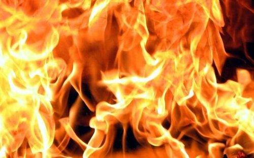 На мебельной фабрике в Комрате произошёл пожар