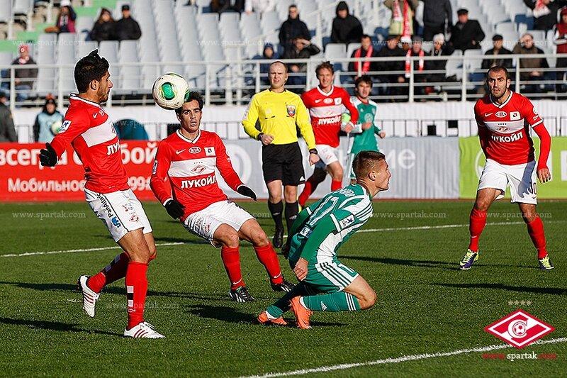 �������� vs ������ 0:0 �������-���� 2013-2014 (����)