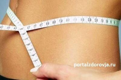 Как похудеть и не набирать вес