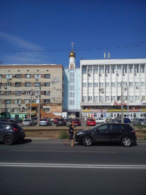 Волгоград, улица Некрасова